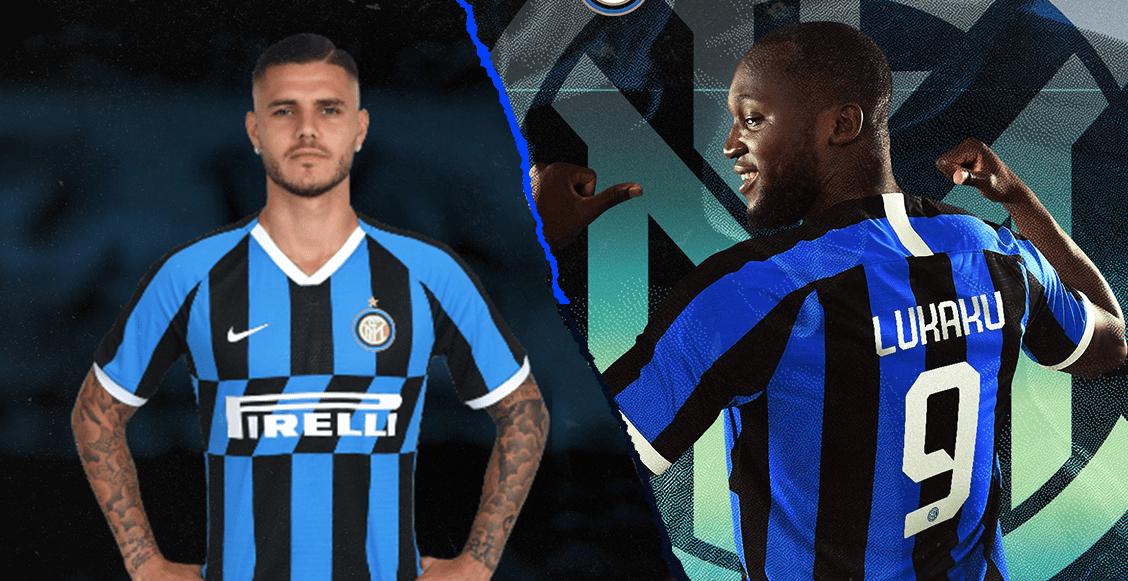 Inter de Milán le quitó el número 9 a Icardi y le asignó nuevo dorsal
