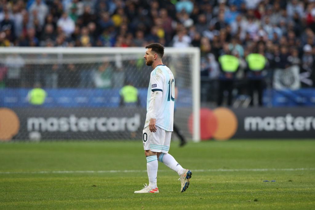 La dura crítica a Lionel Messi por ser Argentino y no haber ganado ningún mundial
