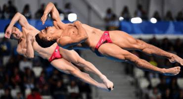 Yahel Castillo y Juan Celaya ganan oro en clavados y alcanzan el pronóstico de Ana Guevara