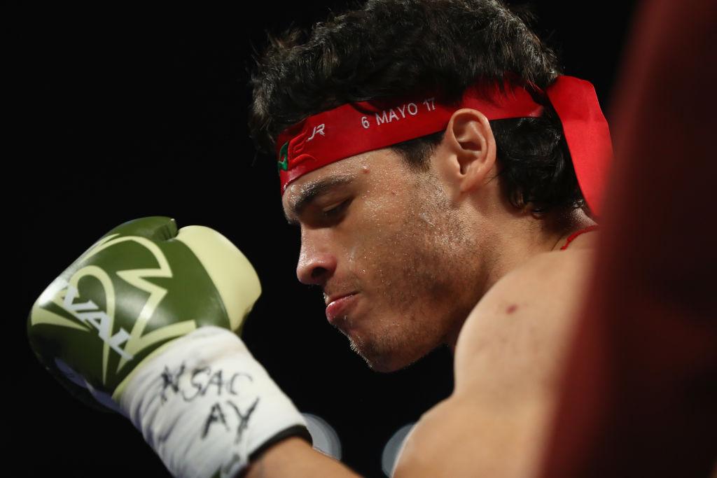 Si Julio César Chávez Jr. pierde ante Evert Bravo, se retirará del boxeo