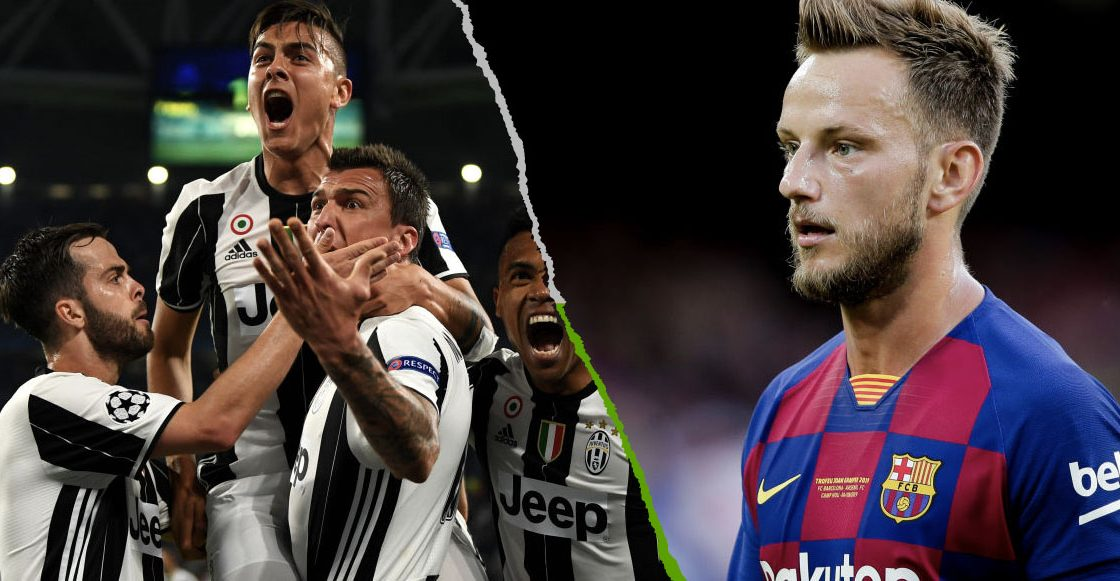 La Juventus plantea un intercambio entre Rakitic y Emre Can, según Tuttosport