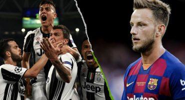El ingenioso intercambio que pondría a Rakitic en la Juventus