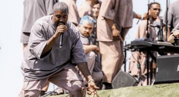 Kim Kardashian anunció el nuevo disco de Kanye West llamado 'Jesus is King'