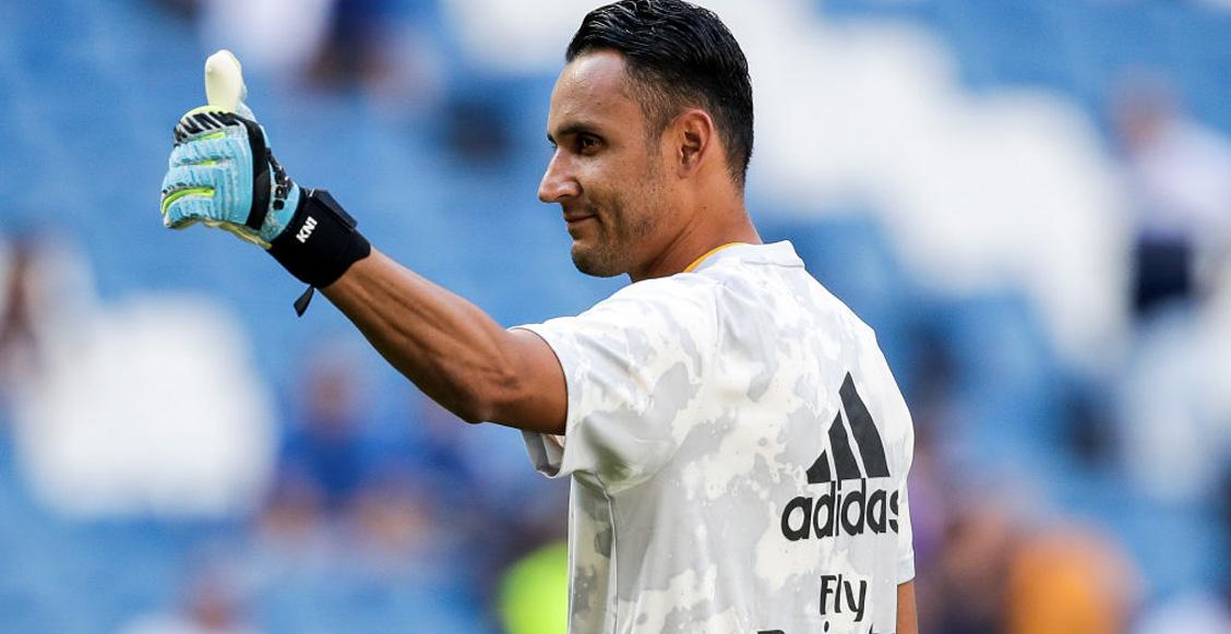 ¡Keylor Navas ya habría llegado a un acuerdo para ser jugador del PSG!