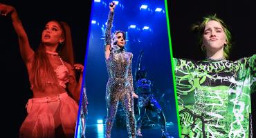 Lady Gaga, Billie Eilish, Ariana Grande y más se unen en campaña pro aborto