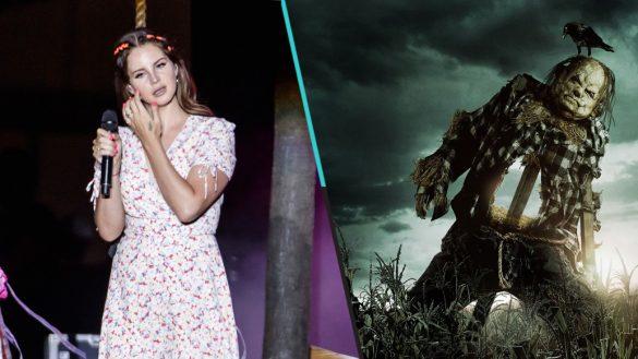 Lana Del Rey libera 'Season of the Witch' de la nueva película de Guillermo del Toro
