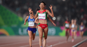 Laura Galván consigue el oro en los cinco mil metros con un cierre de locura