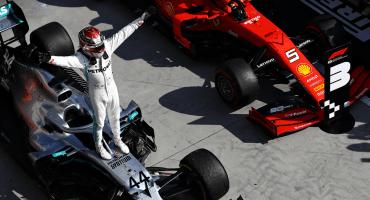 El triunfo Hamilton sobre Verstappen y la mala suerte de Checo: Lo que dejó el GP de Hungría