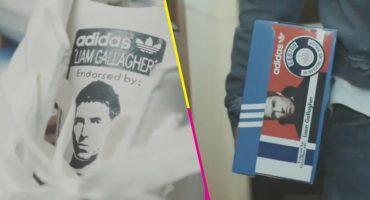 Pa' no quedarse atrás: ¡Liam Gallagher lanzó su línea de tenis Spezial con Adidas!