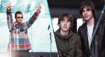 ¿Otra banda Gallagher? Liam dice que sus hijos podrían hacer música juntos