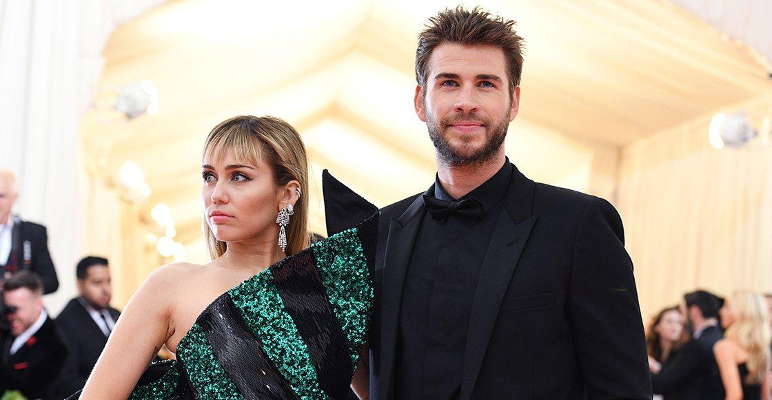 Liam Hemsworth finalmente habla de su separación de Miley Cyrus