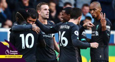 Liverpool se afianza en la cima de la Premier League tras vencer al Burnley