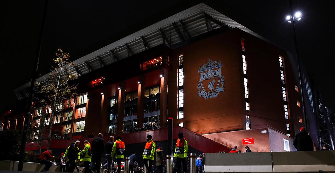 Liverpool planea una nueva remodelación ambiciosa a Anfield