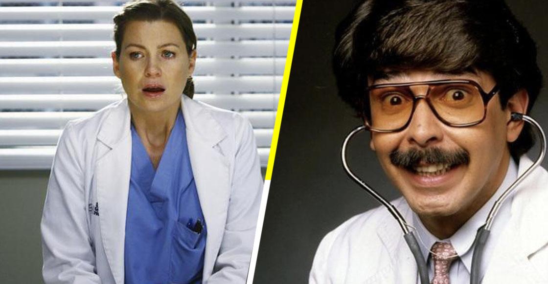 Y porque nadie lo pidió: Preparan versión mexicana de 'Grey's Anatomy' llamada 'Los Doctores'