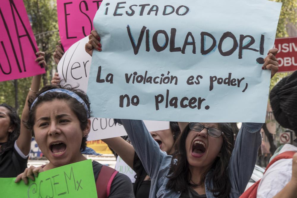 manifestación-Porkys-Veracruz
