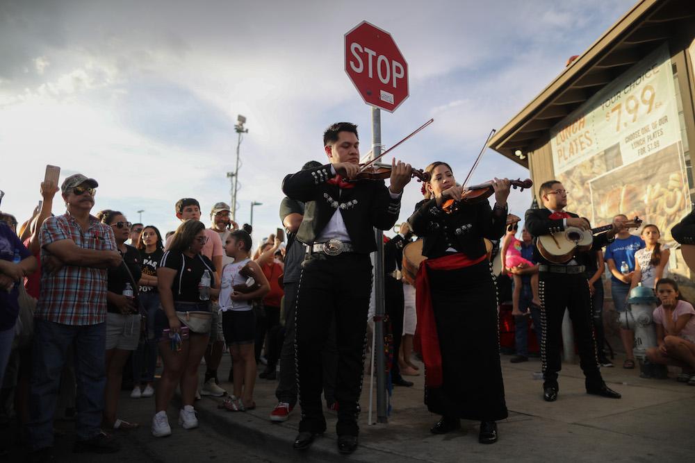 Manifestación-ataque-el-paso-texas