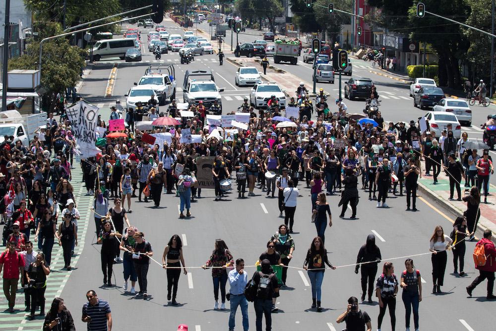manifestación-jovenes-abuso-policia