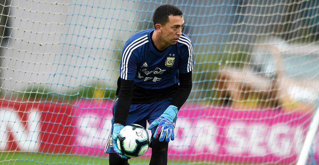 Ya hay fecha para el posible debut de Marchesín con el Porto