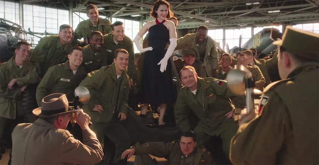 Checa el primer teaser de la tercera temporada de 'The Marvelous Mrs. Maisel'