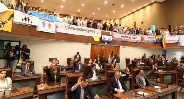 Diputados del Congreso de Zacatecas le dicen
