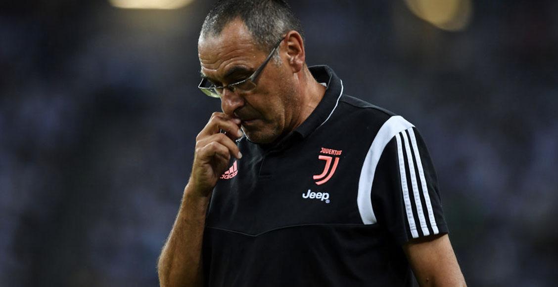 Maurizio Sarri: La historia del banquero que entrenaba 12 horas y guió a la Juventus a un título histórico