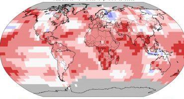El pasado mes de julio fue el más caluroso en los últimos 140 años: NOAA