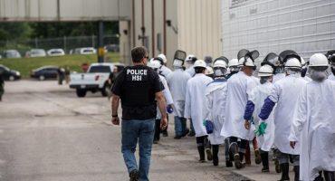 Al menos 300 migrantes con hijos fueron liberados por