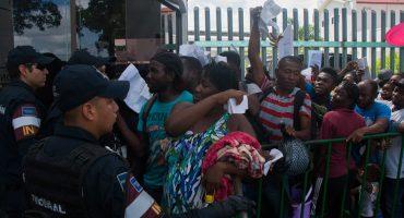 Dice el Instituto de Migración que migrantes rechazaron ser regularizados