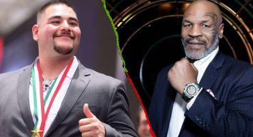 Los elogios de Mike Tyson para Andy Ruiz y el 'Canelo' Álvarez