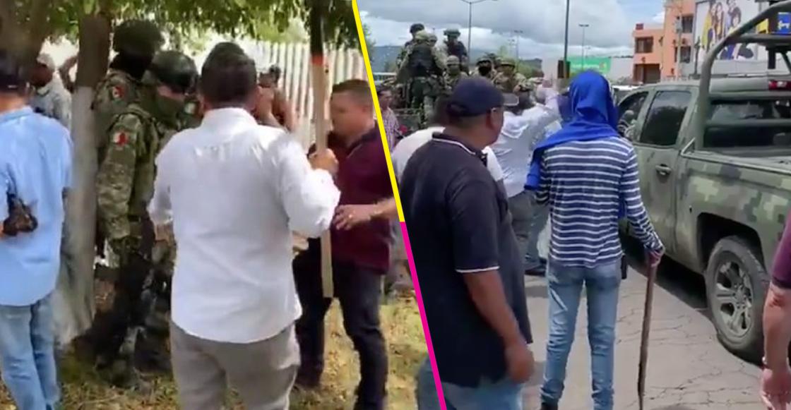 Soldados fueron agredidos por civiles luego de atender Plan DN-III en Michoacán: SEDENA