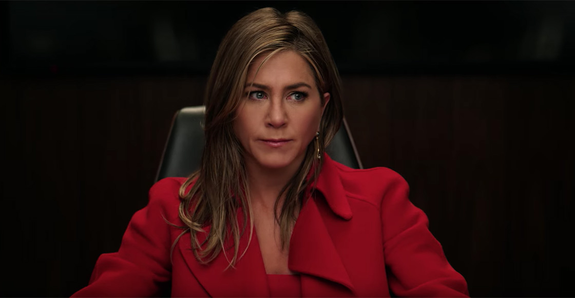 Acá el primer tráiler de 'The Morning Show', la nueva serie de Jennifer Aniston y Steve Carrell