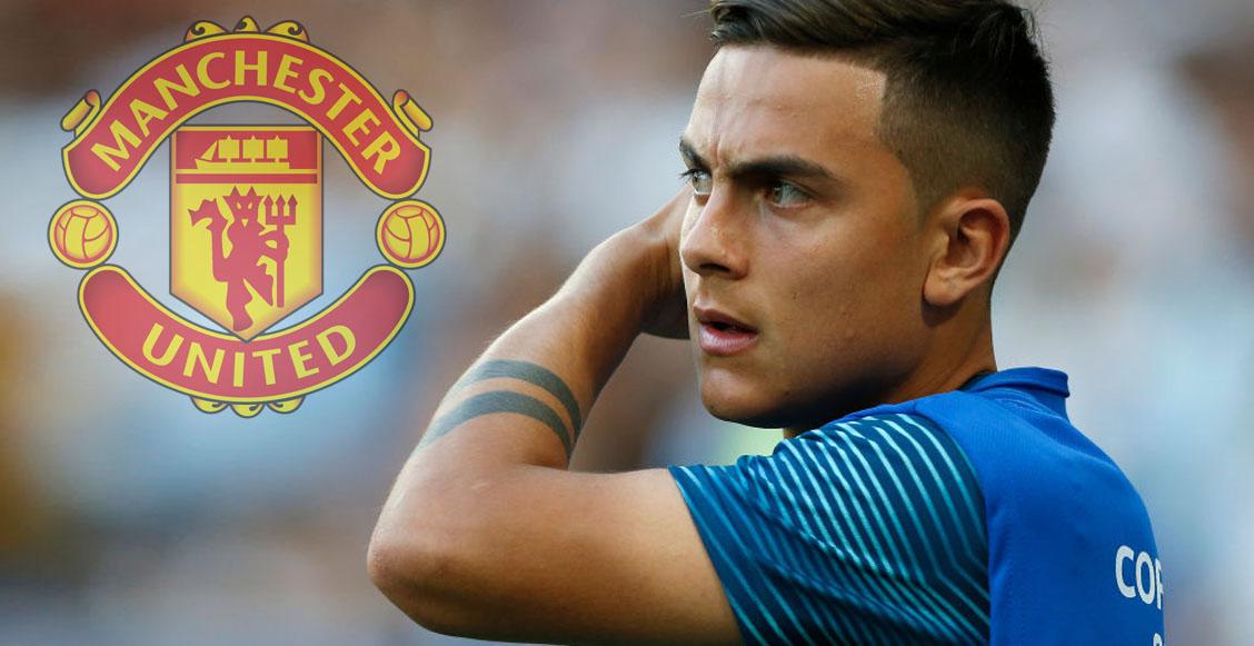 El 'efecto dominó' que se provocaría si Dybala llega al Manchester United