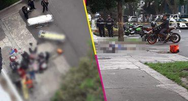 Asesinan a presunto asaltante que se hizo pasar como repartidor en Polanco