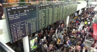 Un español provoca cancelación de 130 vuelos en Múnich; abrió por error puertas de área restringida