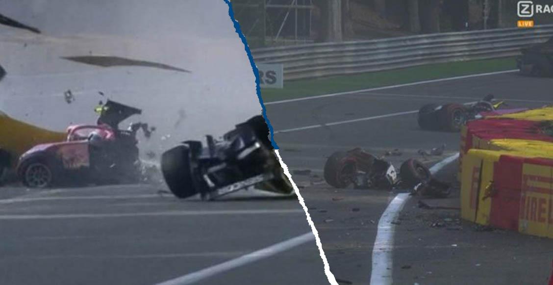 Murió el piloto francés Anthoine Hubert en brutal accidente en la Fórmula 2