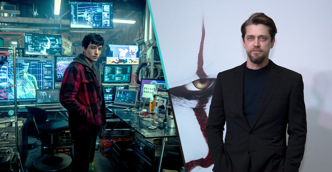 Andy Muschietti confirma que será el director de 'The Flash' para DC