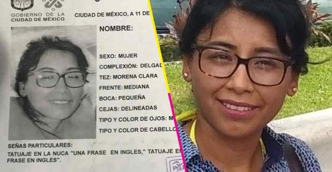 El cuerpo de Nancy fue encontrado en Valle de Bravo; trabaja en la CNDH