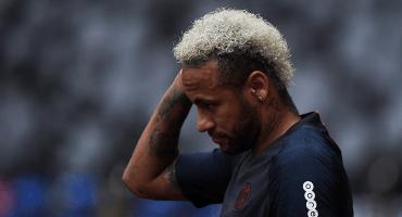 Neymar libra el caso de abuso, pero ahora lo demandan por golpear a aficionado