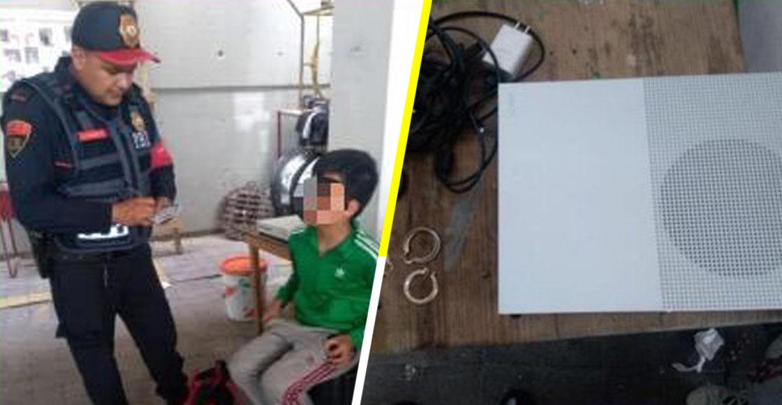 Niño de 10 años es víctima de extorsión: Entregaría su Xbox para salvar a su mamá