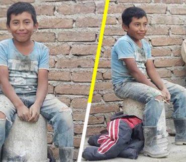 Una universidad le ofreció una beca al niño albañil de Chiapas que sueña con ser arquitecto