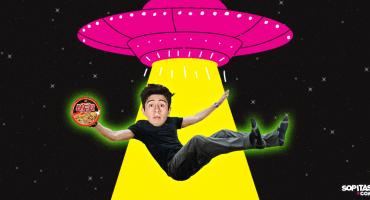 ¡Daniel Sosa andaba echando el snack con los extraterrestres!