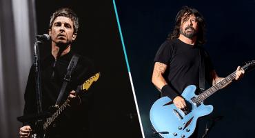 Ya 100tc señor: Noel Gallagher inicia una petición para separar a los Foo Fighters