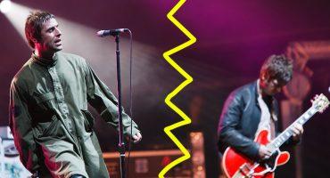 #LaHoraSad: Este fue el momento exacto en el que se anunció el fin de Oasis