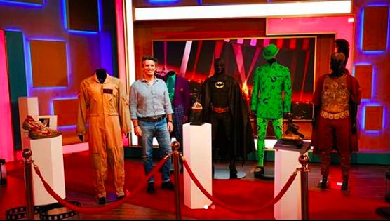 ¡Memorabilia! Artículos de Batman, Forest Gump, X- Man y Star Wars a subasta
