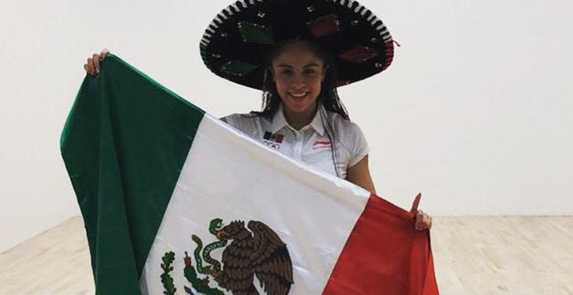 ¡Récord de locura! Paola Longoria consigue por tercera vez 3 medallas de oro en Panamericanos