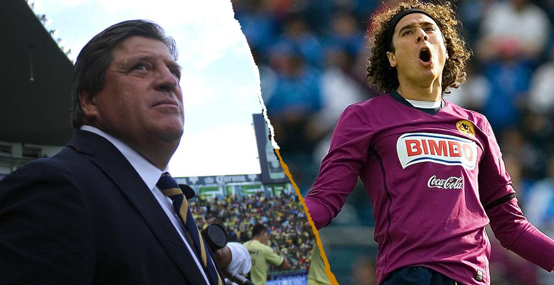 'Piojo' Herrera adelantó la fecha en la que Ochoa llegaría al América