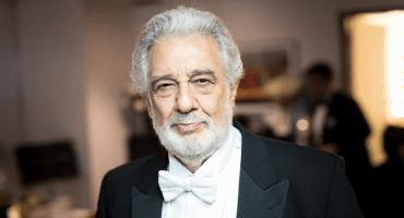 Denuncian a Plácido Domingo por acoso sexual; el tenor ya respondió