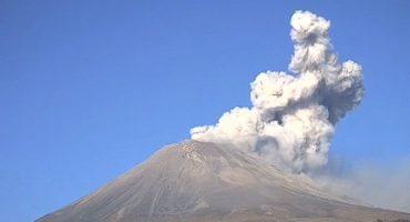 ¡Abusados! Protección Civil reporta caída de ceniza en Tlalpan, Milpa Alta y Xochimilco
