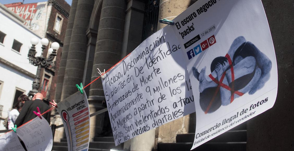 """Congreso del Edomex """"salda deudas"""" con la sociedad y castigará la violencia digital con prisión"""