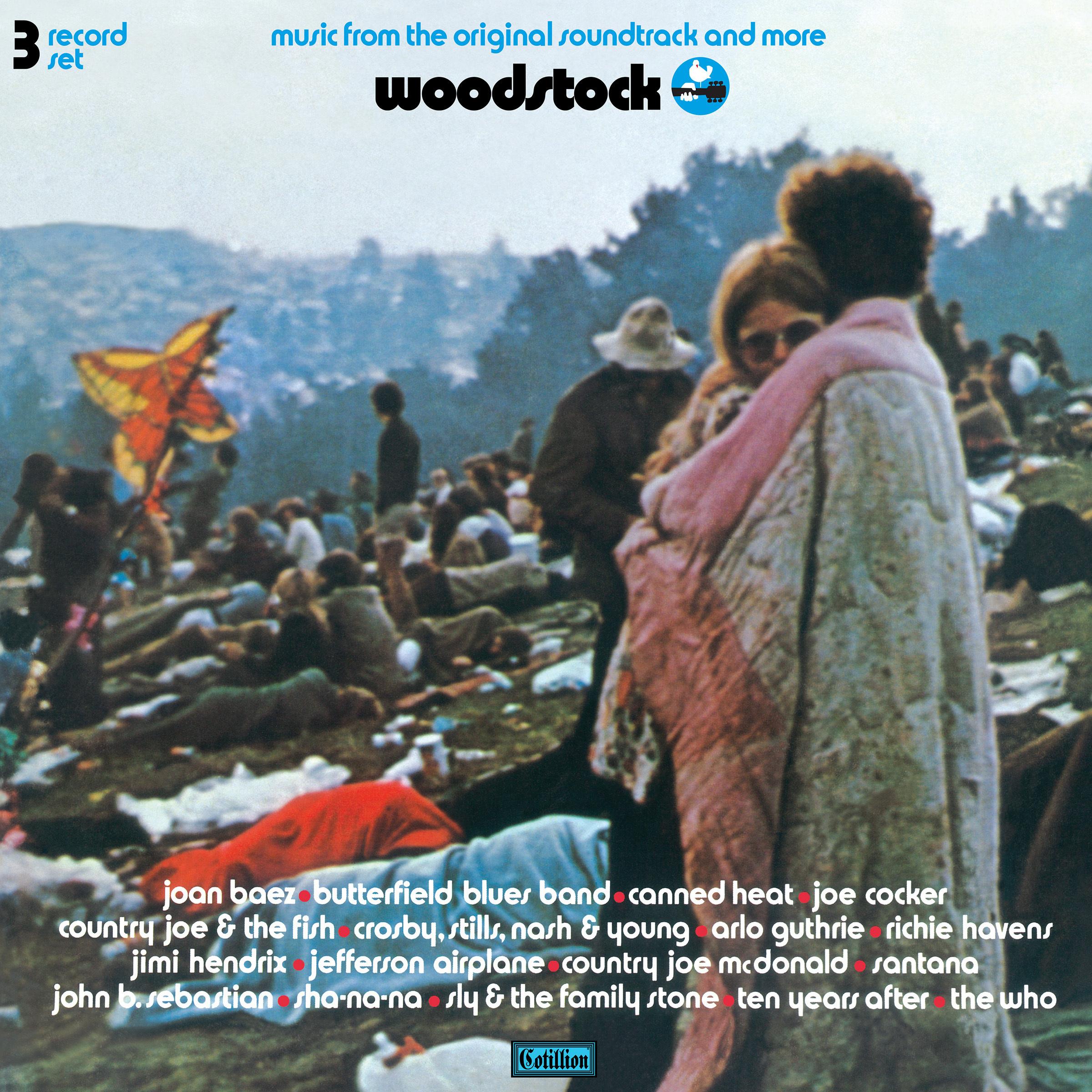 La pareja que aparece en la portada del disco de Woodstock sigue junta luego de 50 años